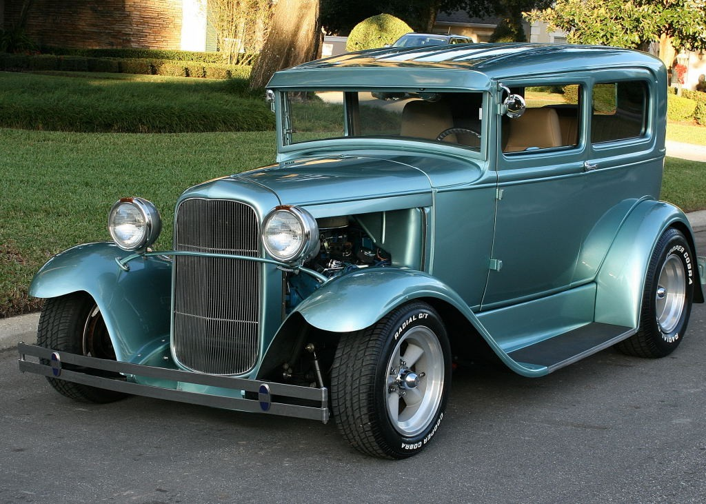 1931 Ford Model A Hotrod – A/C – V-8 for sale