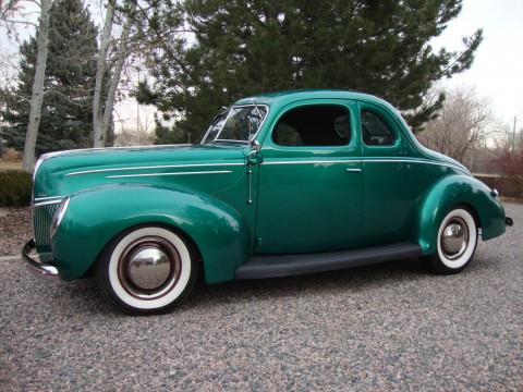 1939 Ford Coupe Moonshine Runner Hot Rod Street Rod for sale
