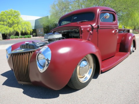 1940 Ford Pickups Pick Up Hot Rod for sale