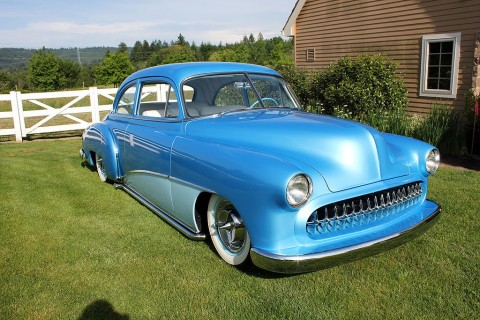 1950 Chevrolet Coupe Sedan 2 door Custom low rider for sale