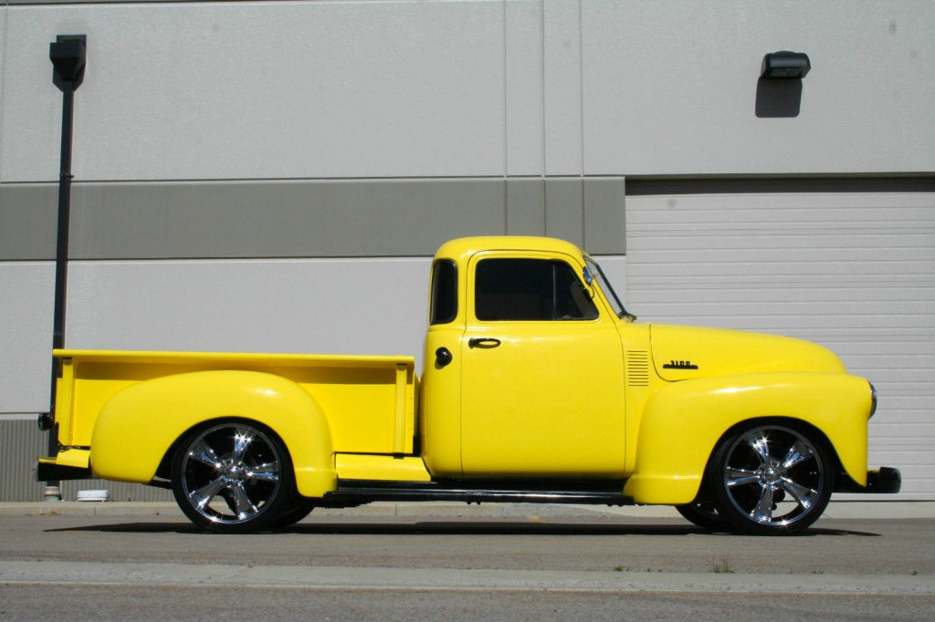 1953 chevrolet 3100 5 window custom pickup for sale for 1953 chevy 5 window pickup