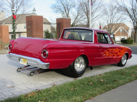 1961 Ford Ranchero Blown 800hp PRO Street SHOW CAR HOT ROD for sale