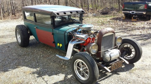 1927 Willy's Whippet Hotrod Ratrod for sale