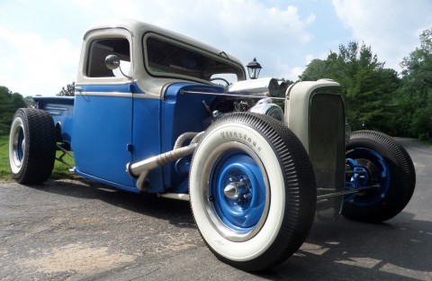 1936 Chevrolet Pickup Hot Rod Truck for sale
