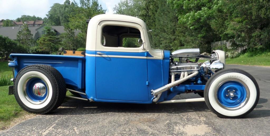 1936 Chevrolet Pickup Hot Rod Truck For Sale