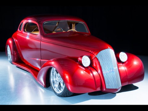 1937 Chevrolet Hot Rod for sale
