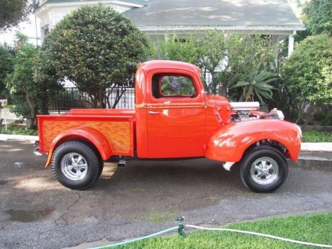 1940 Ford Pickup Gasser Straight axle Hotrod for sale