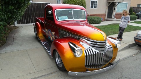 1946 Chevrolet 1500 Truck Hot Rod Collectors car for sale