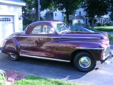 1948 Dodge 3 Window Coupe Business Coupe for sale