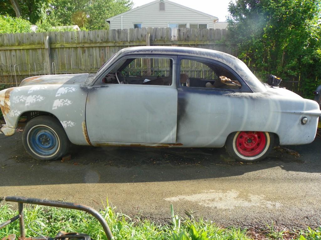 1949 ford 2 door sedan hot rod rat rod v8 3speed overdrive for 1949 ford 2 door sedan for sale