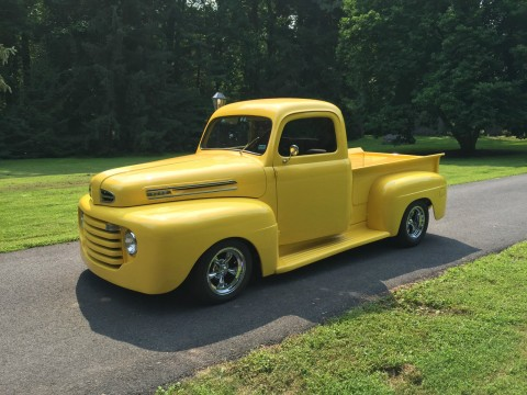 1950 Ford F1 Hot Rod for sale