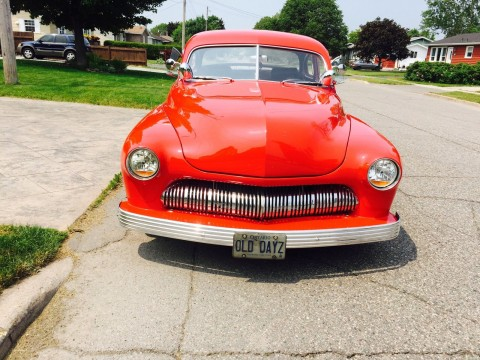 1951 Mercury led sled for sale