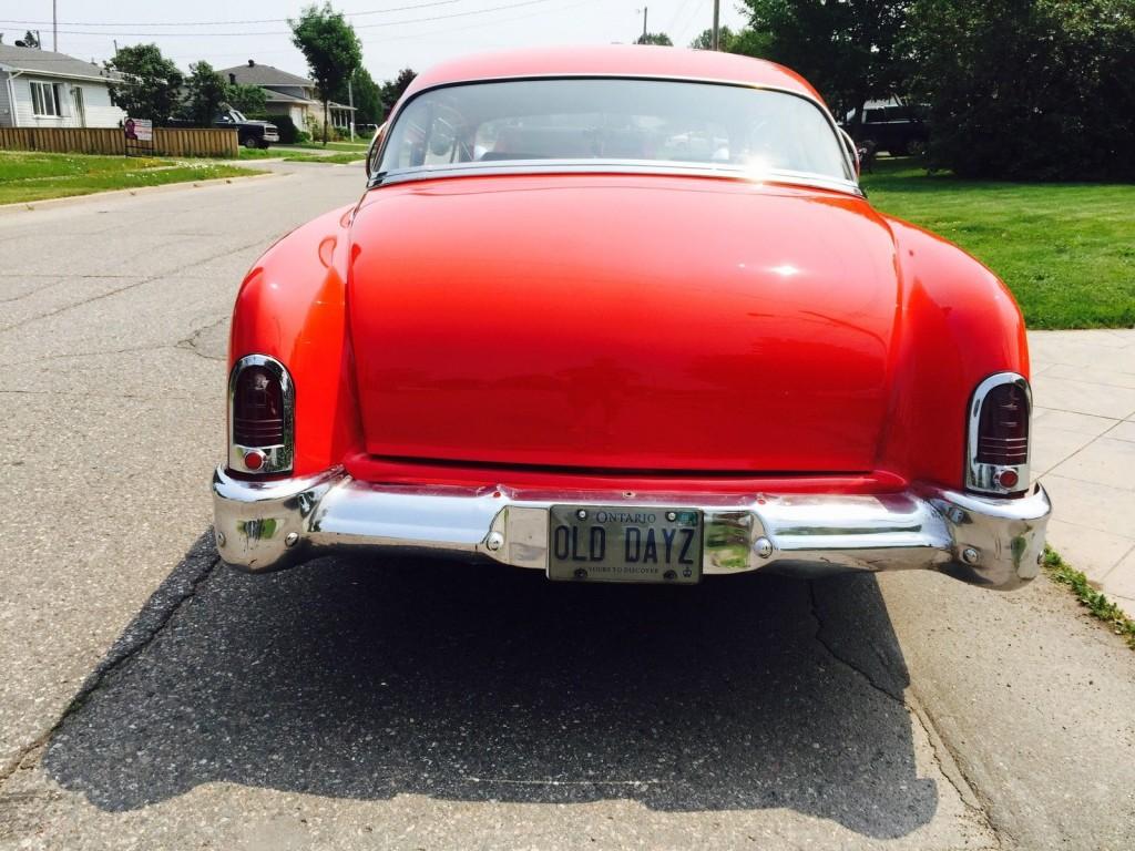 1951 Mercury led sled