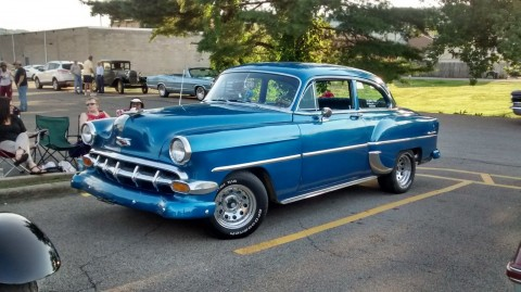 1954 Chevy 210 Hotrod Streetrod Cruiser for sale
