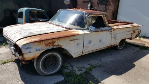 1960 Chevrolet El Camino Patina Barn find for sale
