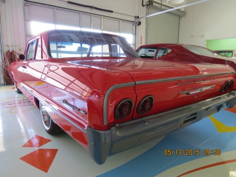 1964 Chevrolet Biscayne HOT ROD SHOW CAR for sale