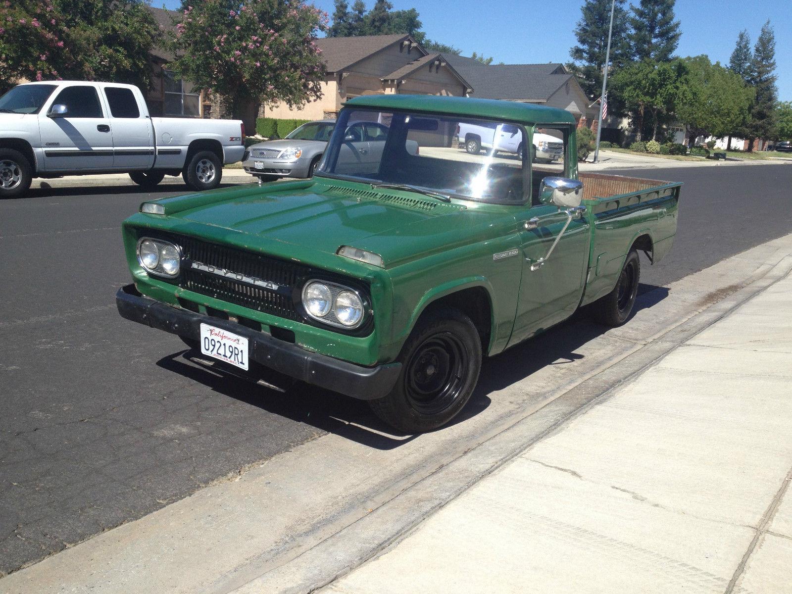 1964 Toyota Stout 1900 Pick Up V8 Hot Rod For Sale