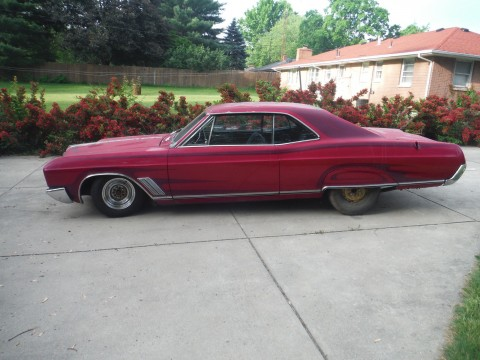 1967 Buick Skylark 2 door Hardtop old School Lowrider for sale