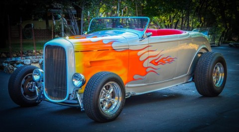 1932 Ford Ford Roadster Custom Street Rod for sale