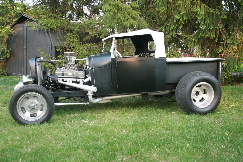 1928 Ford Model A Roadster Pickup hot rod