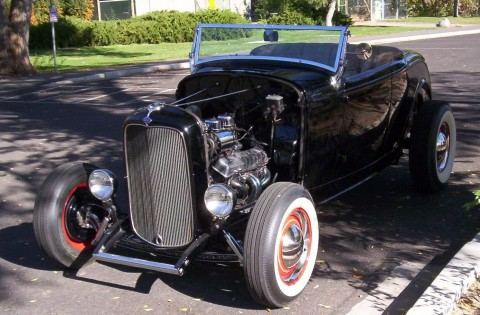 1932 Ford Roadster henry Steel old Hot Rod for sale