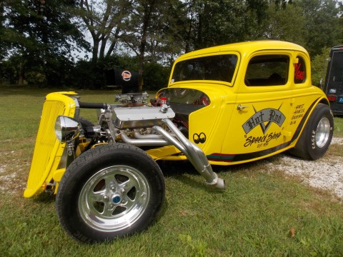 1934 Ford Coupe Hot Rod for sale