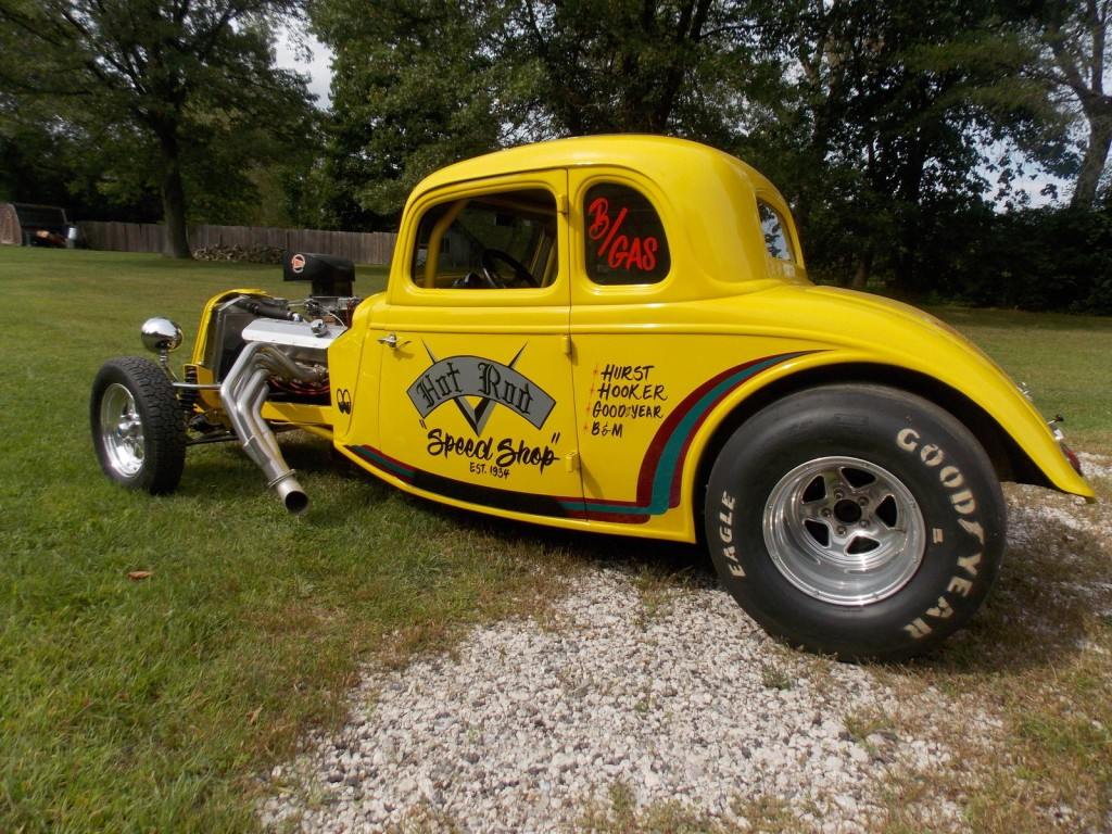 1934 ford coupe hot rod for sale for Windows 4 sale