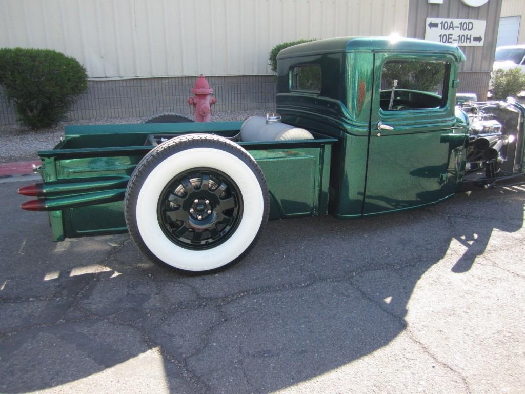 1934 Ford Pickups 34 FORD P/U CUSTOM