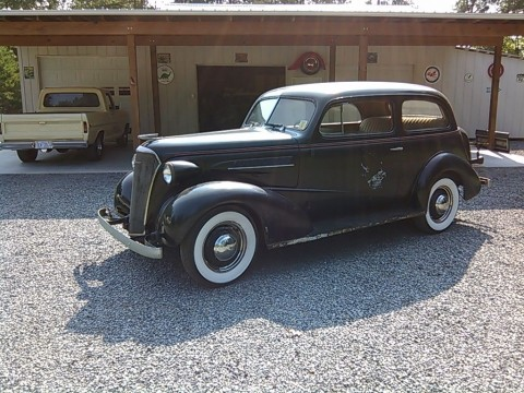 1937 Chevrolet Sedan, Original, Street rod for sale
