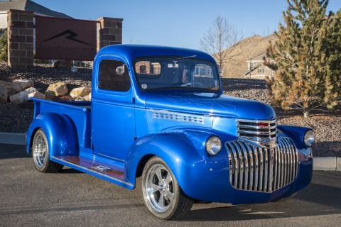 1946 Custom Chevy Hot Rod Truck for sale