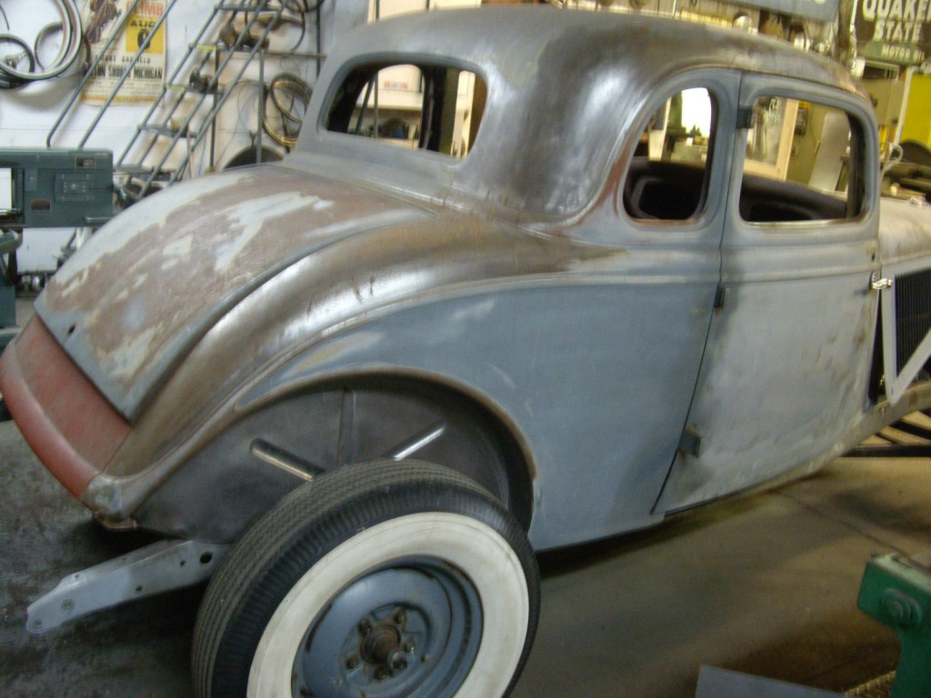 1934 Ford Sedan Project For Sale.html | Autos Post