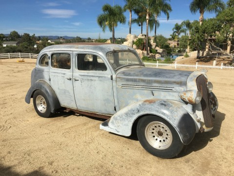 1936 Plymouth Sedan Classic Hot Rod for sale