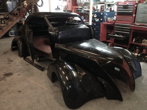 1937 FORD ROADSTER Replica / kit for sale