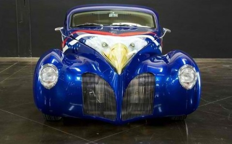 1939 Lincoln Zephyr Hot Rod for sale