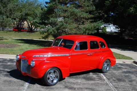 1940 Chevrolet Special Deluxe Suicide door hot rod for sale