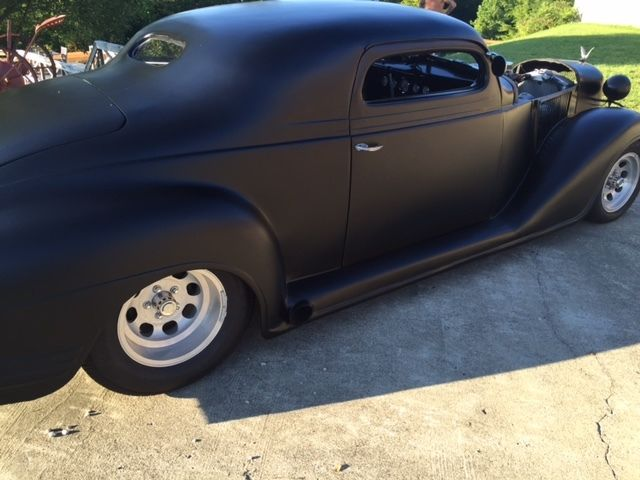 1941 Plymouth Coupe Hot Rod Lead Sled For Sale