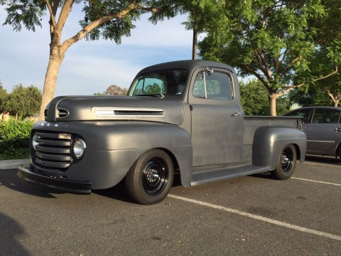 1950 FORD F 1 Pickup Truck HOT ROD for sale