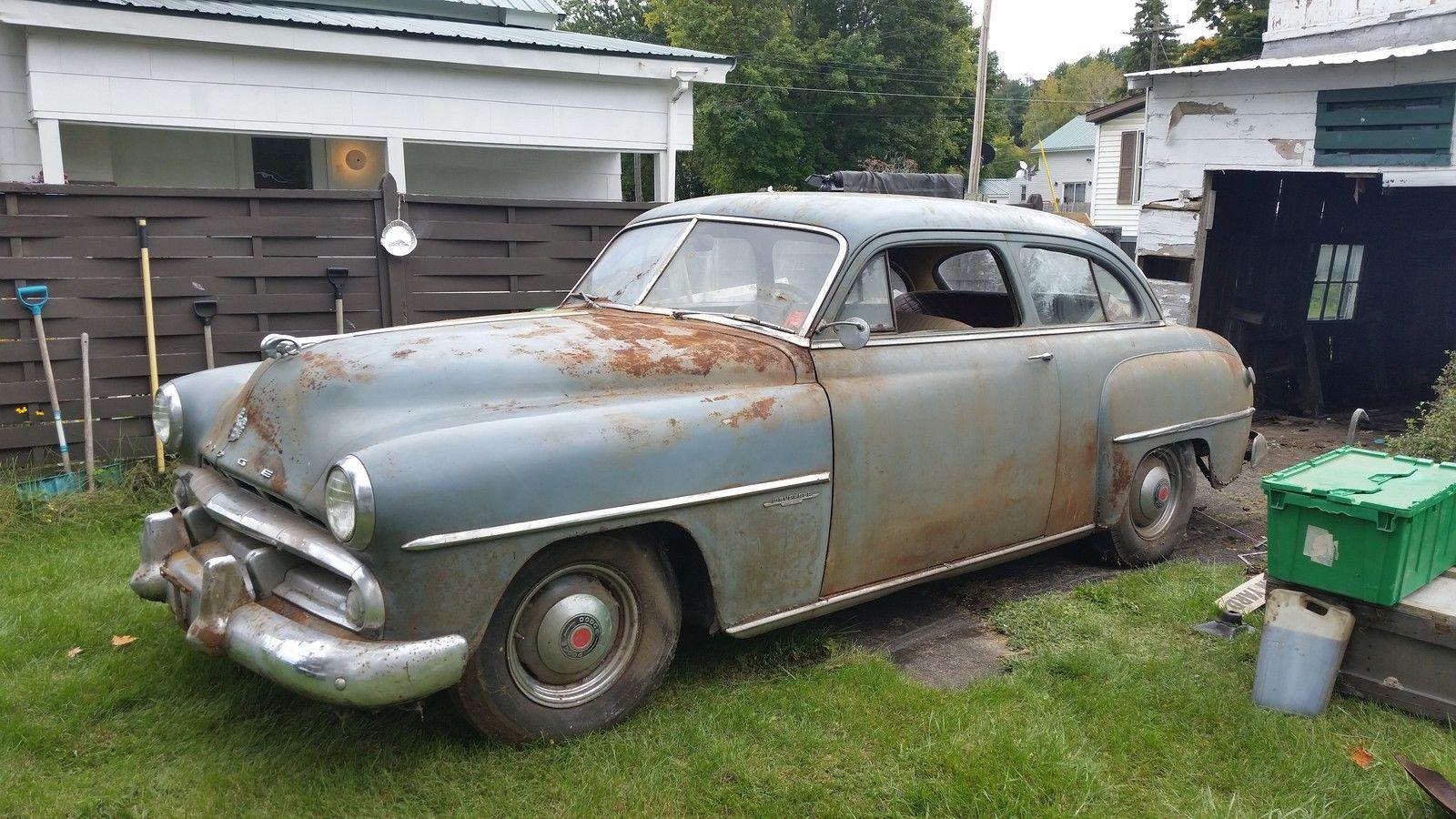 1951 Dodge Wayfarer Barn Find Ratrod For Sale