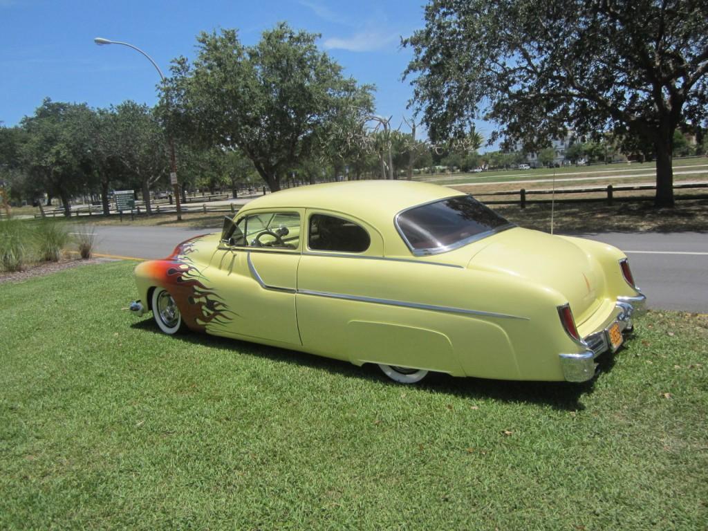1951 Mercury LEAD SLED 50'S HOT ROD Restored