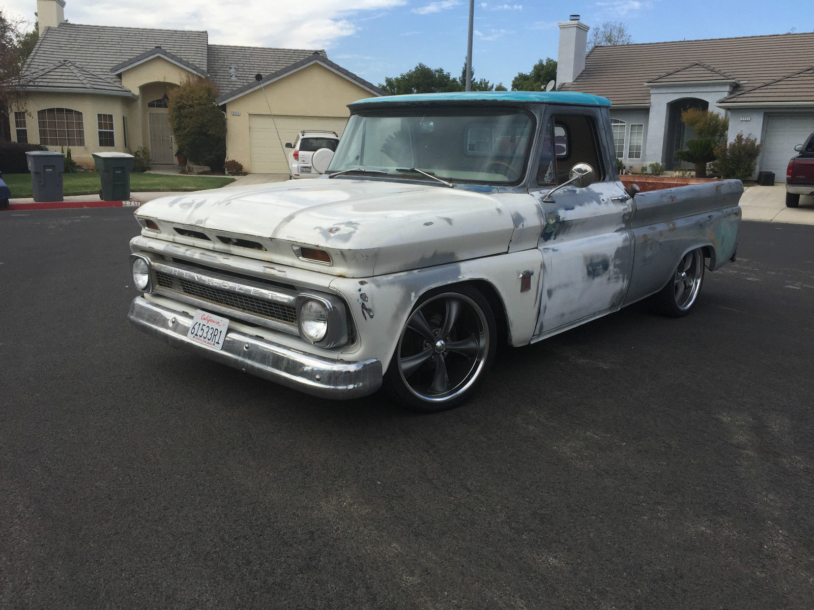 1964 Chevy Pickup Rat Rod Truck