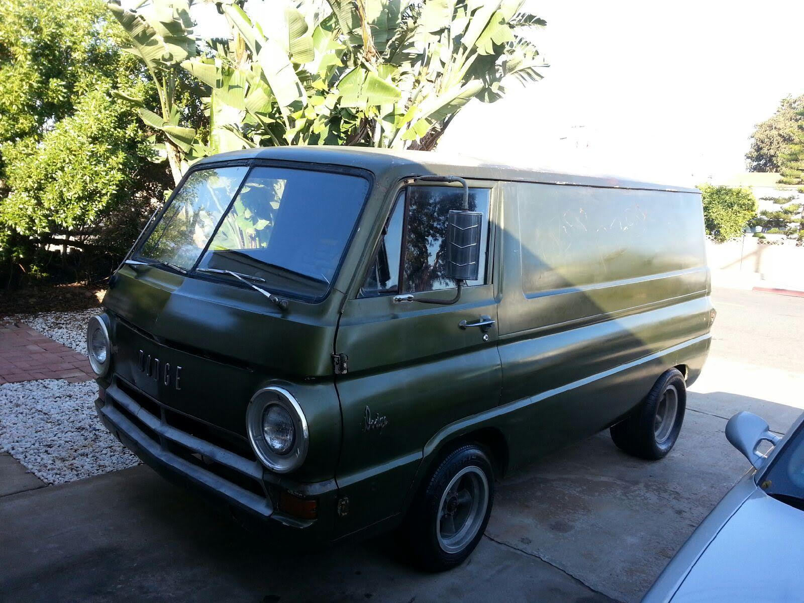 1964 Dodge A100 Van Shorty Hot Rod For Sale