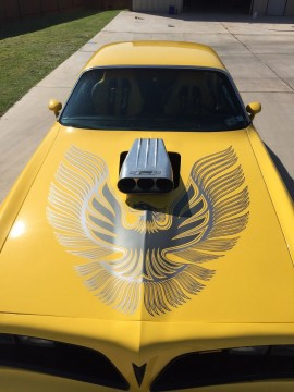 1978 Pontiac Firebird Street Strip Hotrod car with 383ci for sale