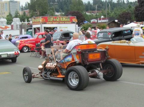 1923 Ford Model T Bucket Hot Rod Custom for sale
