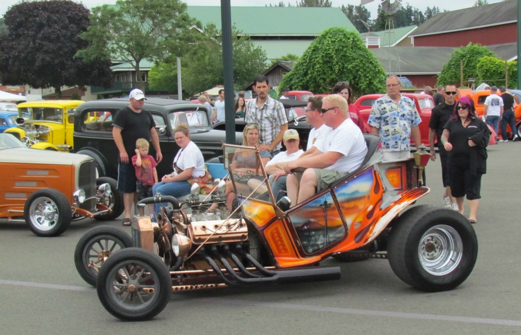 1923 Ford Model T Bucket Hot Rod Custom For Sale