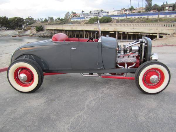 1929 ford model a roadster hot rod for sale. Black Bedroom Furniture Sets. Home Design Ideas