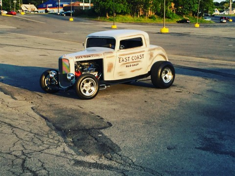 1932 Ford Model B Coupe pro built hot rod for sale