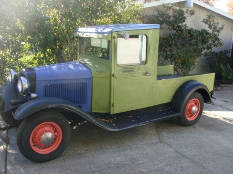 1933 Ford Pickup Truck Canopy rat hot rod for sale