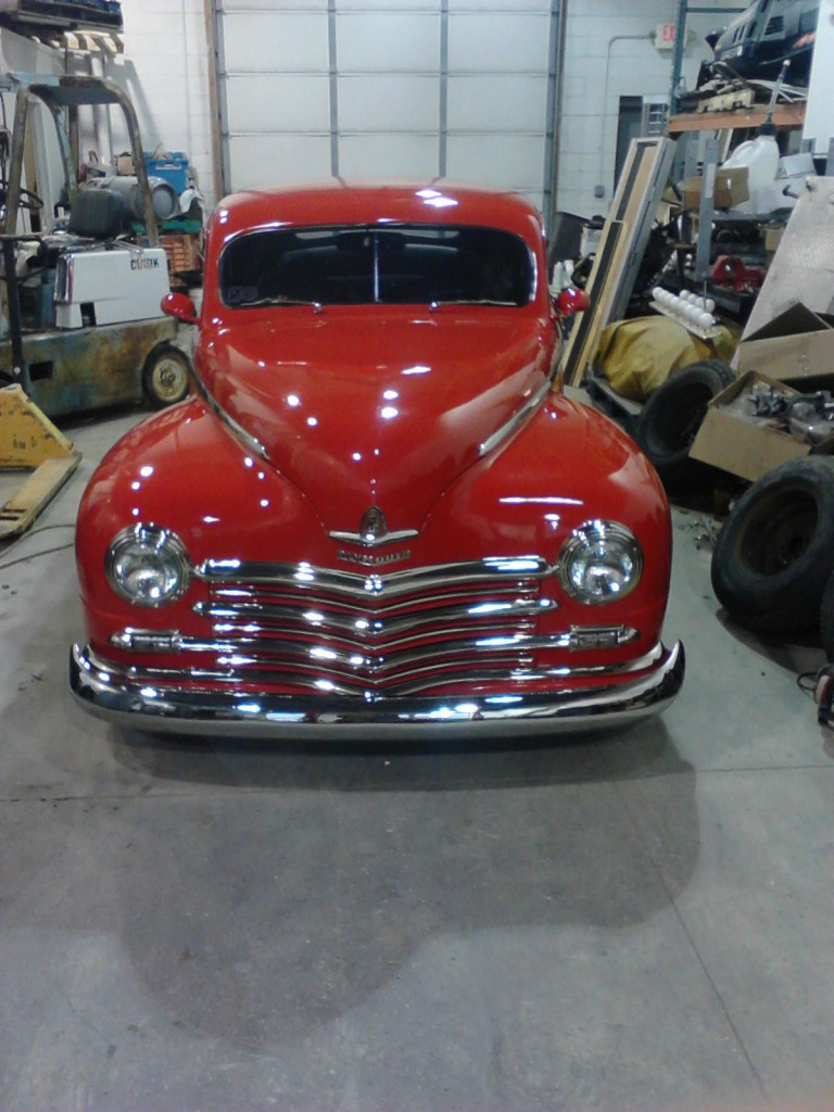 1947 Plymouth 2door Coupe Hot Rod