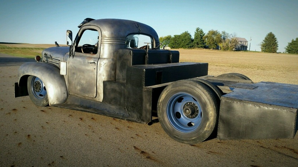 How To Build Rat Rod Truck Bed