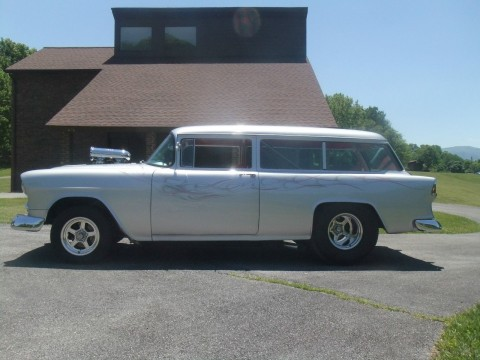 1955 Chevrolet 210 Wagon, Street Rod for sale